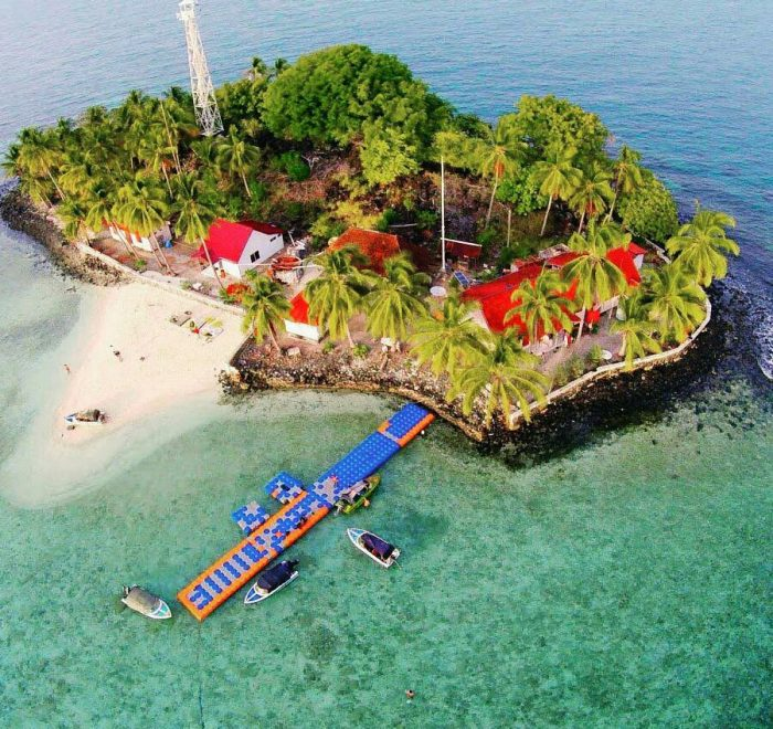Permata Borneo: Pulau Samber Gelap